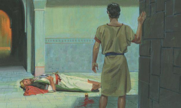 摩爾門經故事:為什麼尼腓必須殺死拉班?