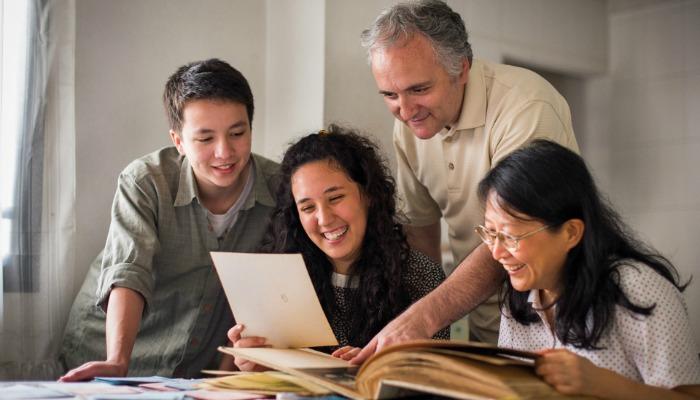 家譜事工幫助我們知道 祖先如何影響我的人生