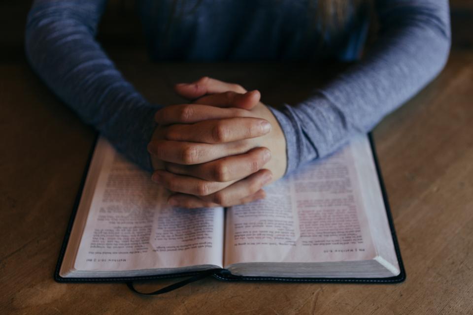 為分享福音祈禱