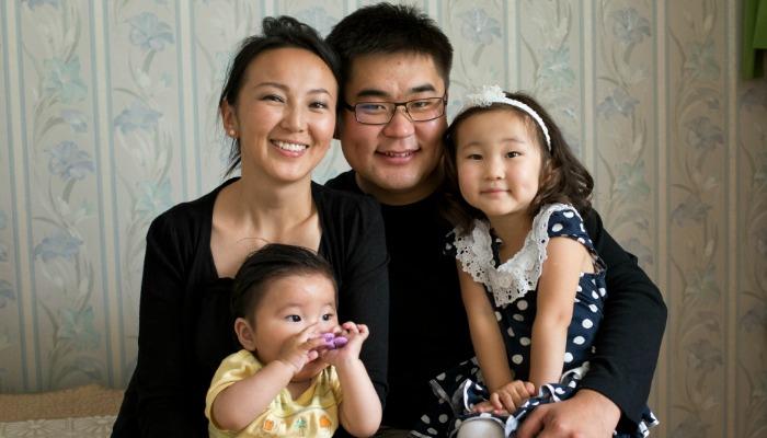 摩爾門教徒相信 永恆家庭
