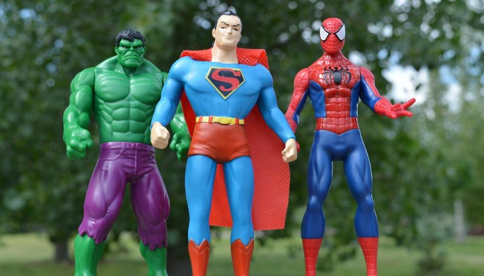 研究發現,超級英雄文化不會增強孩童防衛行為,反而增強侵略行為