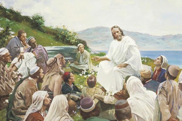 救主是我們的榜樣