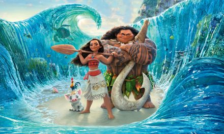 迪士尼電影《海洋奇緣》中的5個福音原則