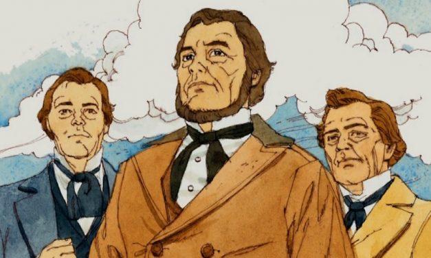 為什麼三位關鍵證人被選出為摩爾門經作見證?
