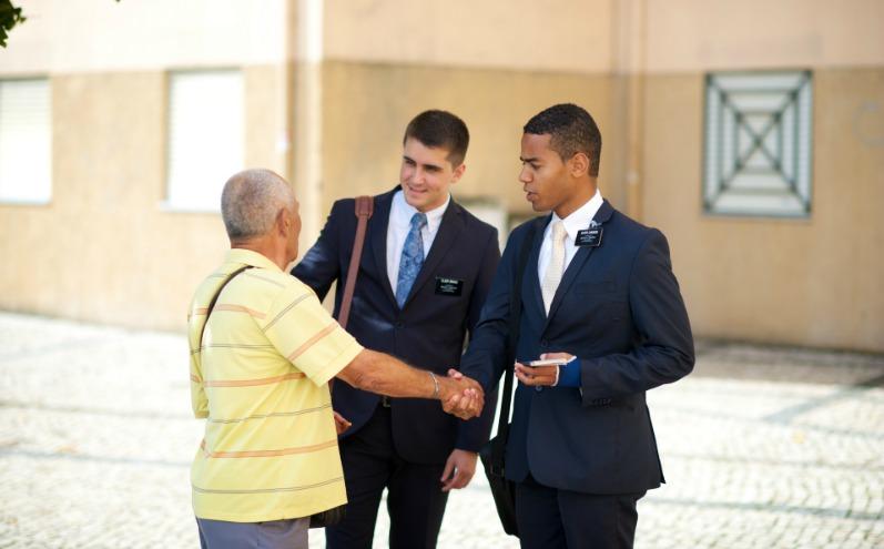 為什麼青年們要傳教