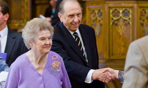 孟蓀會長在聖殿結婚那天得到的忠告能幫助你鞏固婚姻