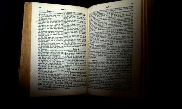 別道聽塗說,後期聖徒也讀聖經哦!