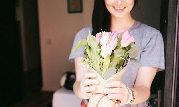 藉由愛的語言施助:接受禮物