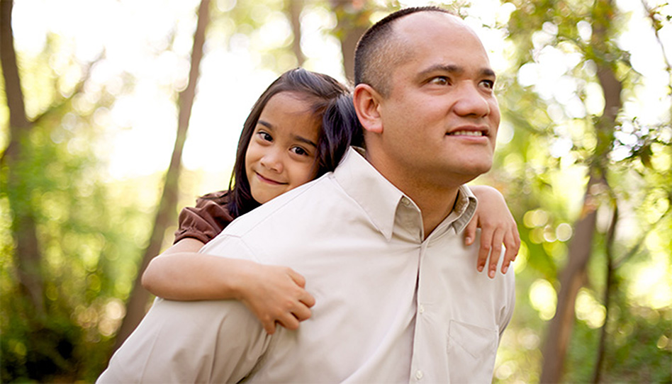 地上的父親使我想起天上的父親的10種方式