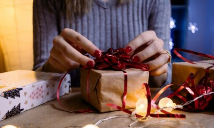 聖誕節就是要交換禮物