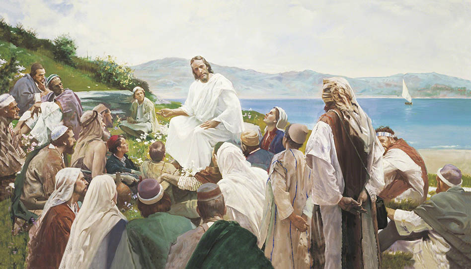 向基督學習交友