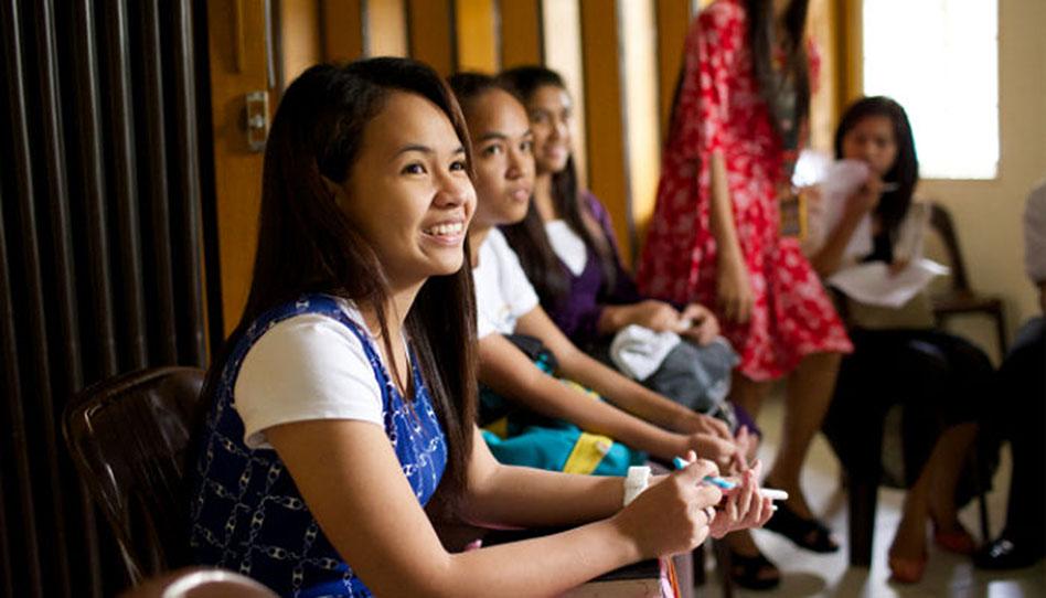 3個在新的女青年主題上顯著的改變
