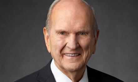 納爾遜會長將要對全世界發表藉著信心獲得希望和醫治的談話