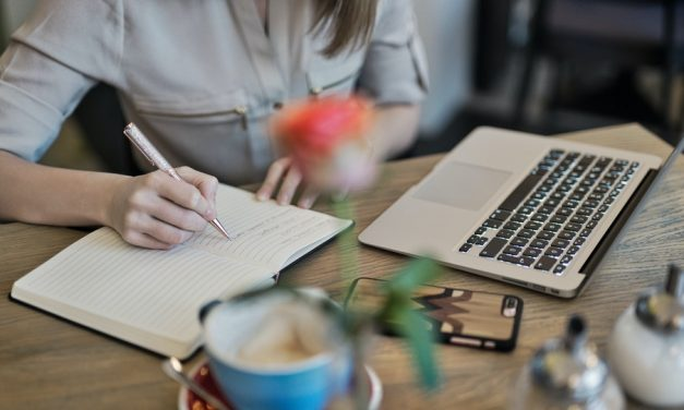 寫日記改善健康的7個層面