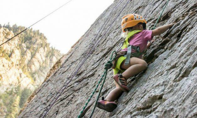 變得像小孩一樣:我從攀岩學到的事